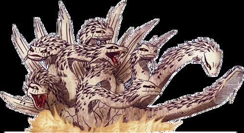 Dragon God Orochimaru-0