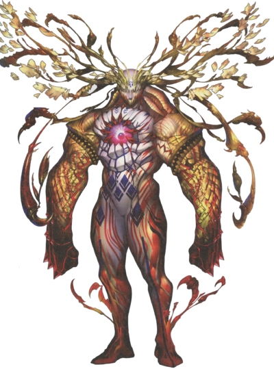 FGO Demon King Goetia