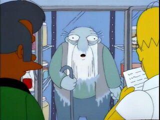 Frozen jasper