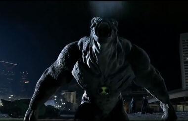 Humungasaur alien swarm