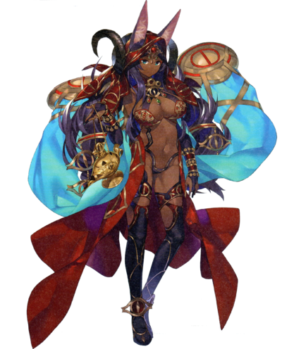 Queen of Sheba Second Ascension