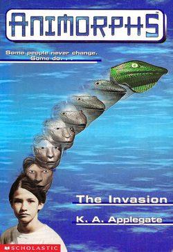The Invasion Front Cover