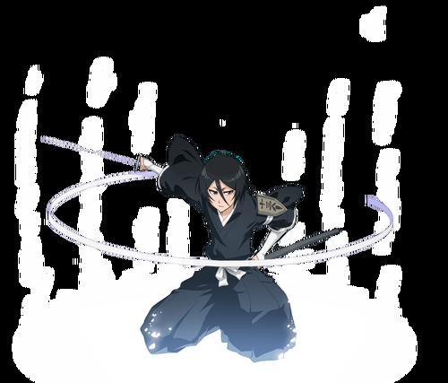 Fullbring Arc Rukia
