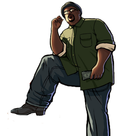 Gta Big Smoke