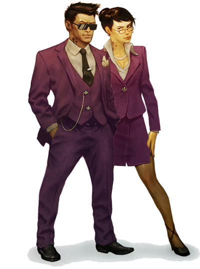 Saints Row IV The Boss Rendered Fixed