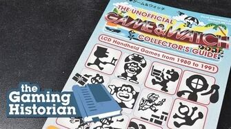 The Unofficial Game & Watch Collector's Guide Review - Gaming Historian
