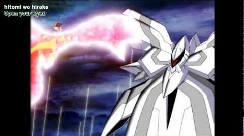 Yggdrasill 7D6's Destruction Agumon's Burst Mode - Savers Episode 48