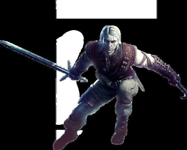 Geralt witcher 1