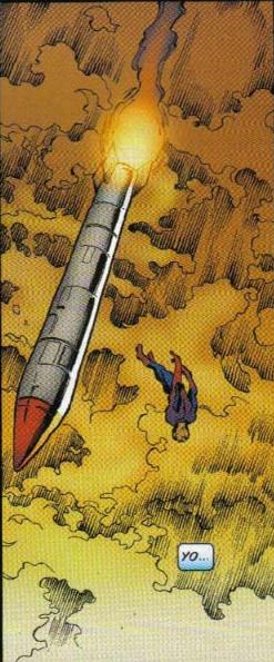 Missile Spider Man