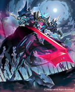 Supremacy Dragon, Claret Sword Dragon