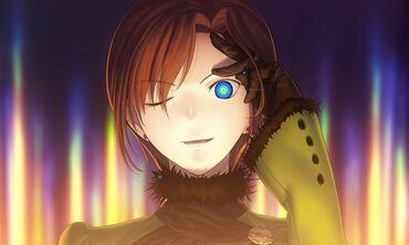 Touko's Mystic Eyes
