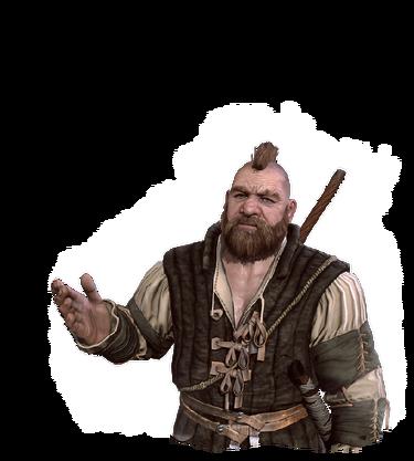 Zoltan Witcher3