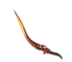 Emberfire Longblade
