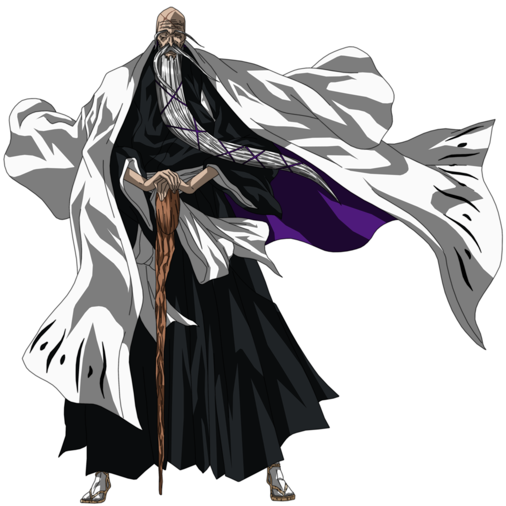 Shigekuni Yamamoto Genryusai