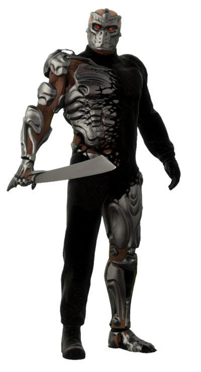Jason Voorhees Part X Friday the 13th The Game