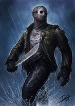Jason voorhees by disse86-d8x4axb