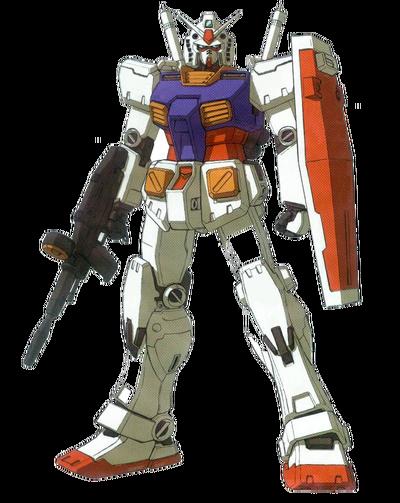RX-78-2 Gundam render