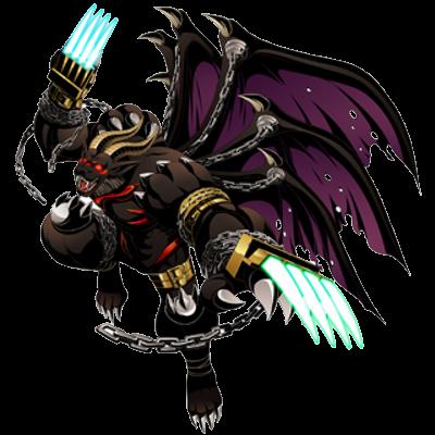 Belphemon rage2