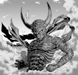 Monster Garou art