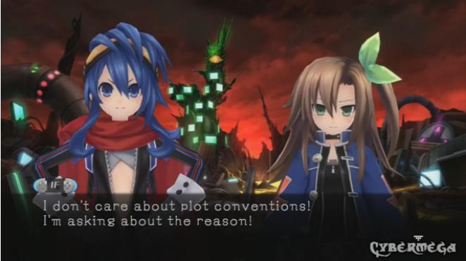 Plot Conventions