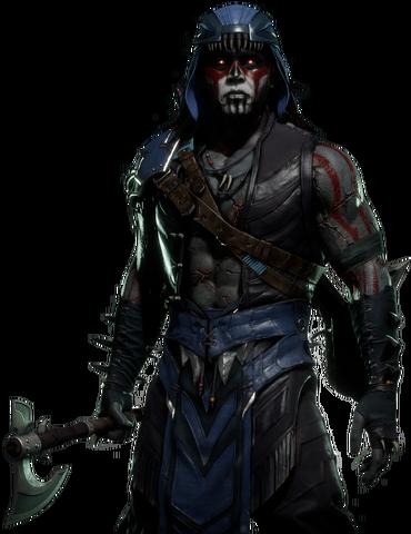 Revenant nightwolf