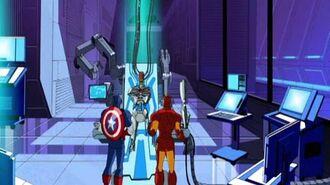 The Avengers- Earth's Mightiest Heroes S2E19 Emperor Stark