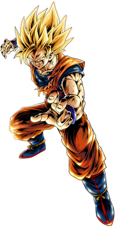 Goku SSJ2 Legends