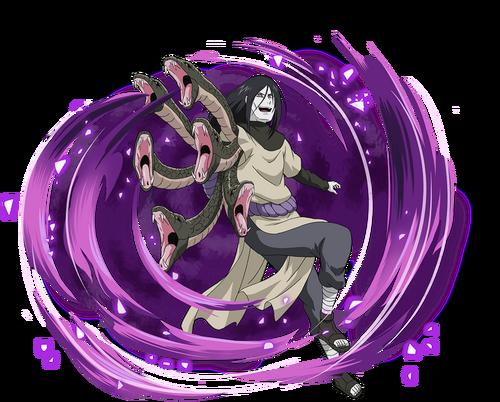Orochimaru by aikawaiichan-db9usup