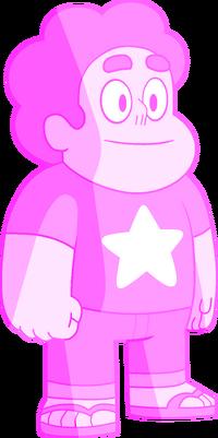Pink Steven Render