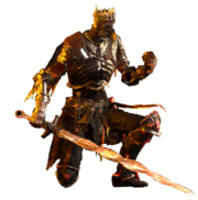 R Dark Souls 3 Soul of Cinder (Needs render) copy