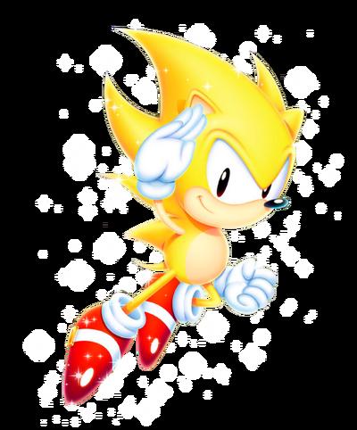 Super Sonic art