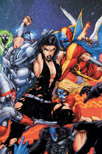 Wonder Girl (Donna Troy) (Post-Crisis)
