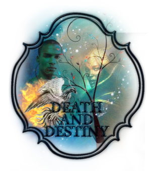 Death and Destiny, Logo