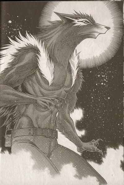 Akira Vampire-Werewolf
