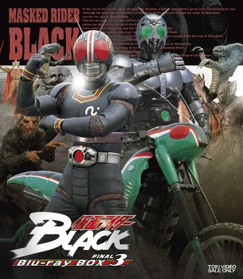 Black bd vol 3