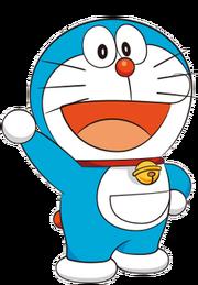 Doraemon render