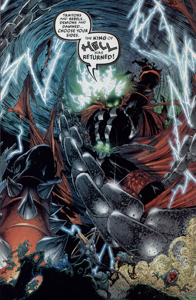 Hell King Spawn