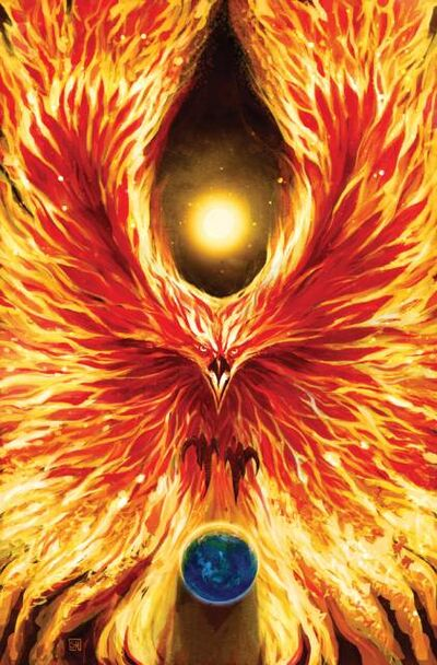 Marvel Comics Phoenix Force