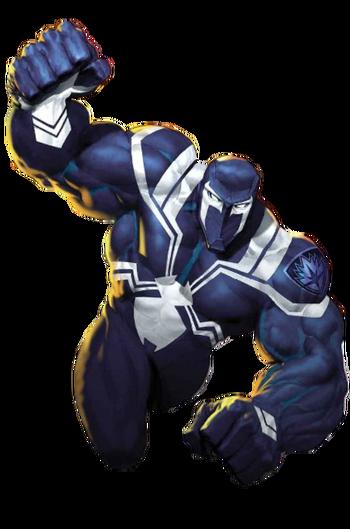 Marvel Comics Venom (Space Knight)