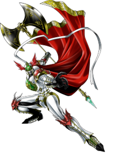 MedievalDukemon crusader