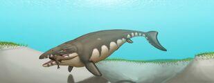 Mosasaurus (Real World)