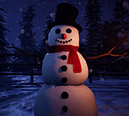 The Watcher (Frosty Nights)