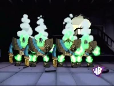 The Emperor Scorpion Strikes Back
