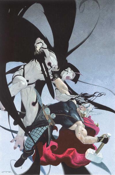 Thor God of Thunder Vol 1 5 Textless