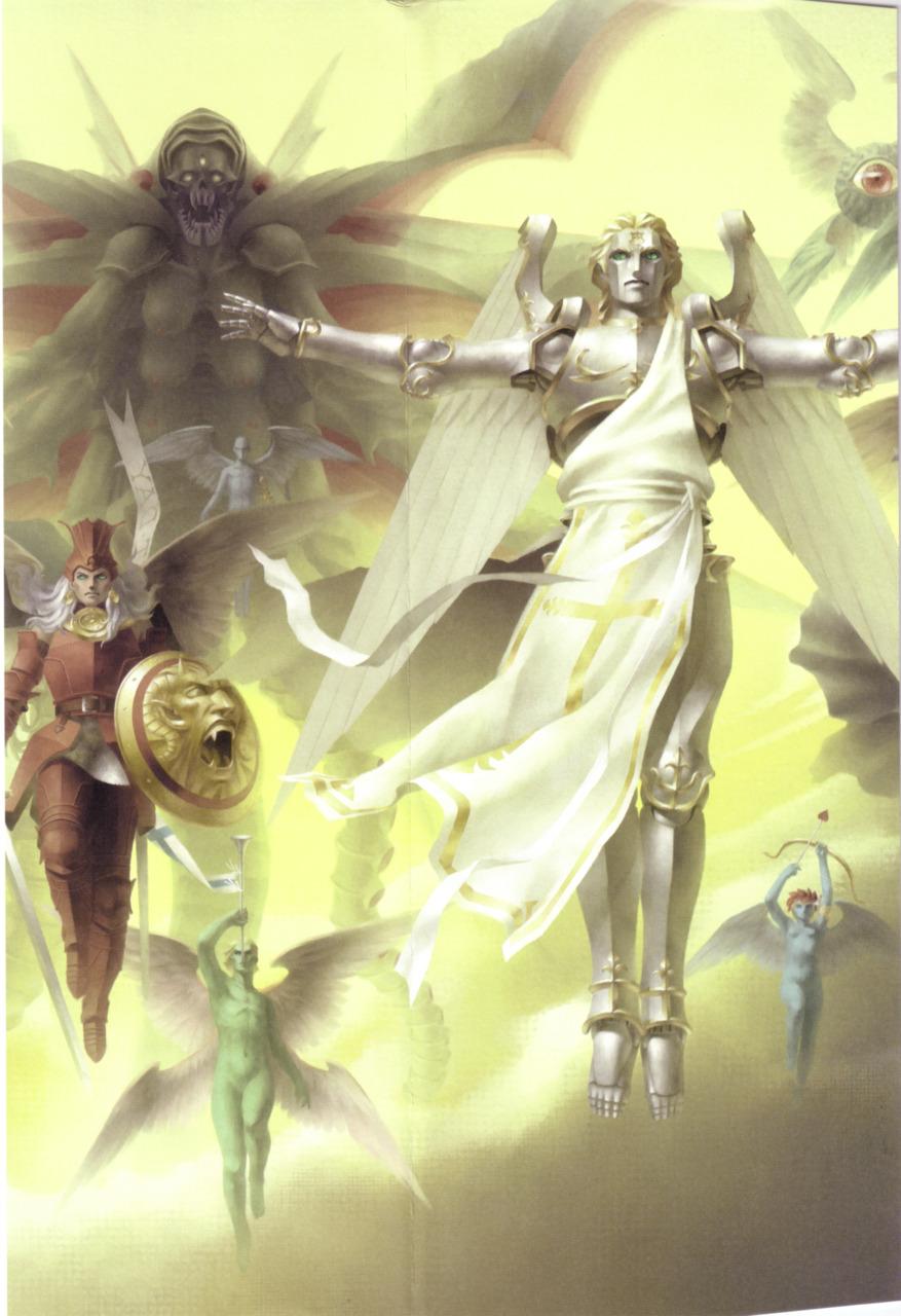 God Of Storms Art