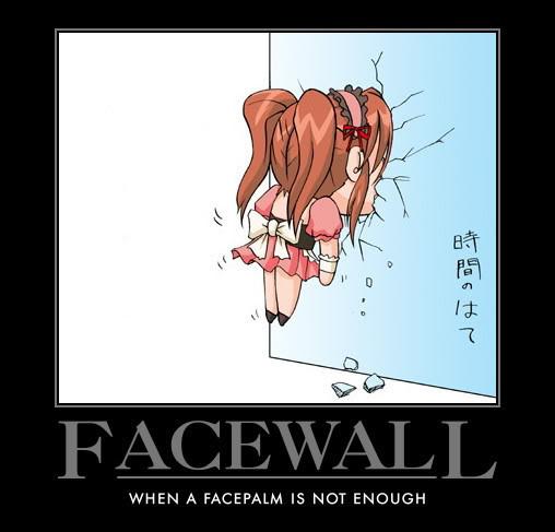 Face Wall
