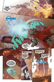 Galactus vs thor 1