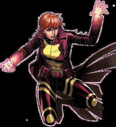Rachel Anne Ray Summers X-Men 25 VariantCoverbyJimCheung