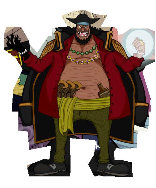 one piece blackbeard