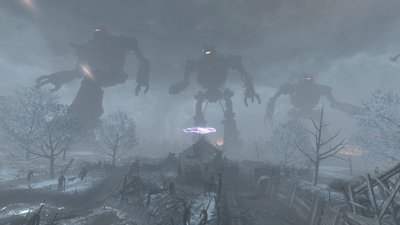 Giant Robots (CoD Zombies)